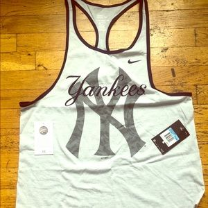 Nike Women's Yankee Tank Top (SEXY🔥🔥🔥) Sz. M